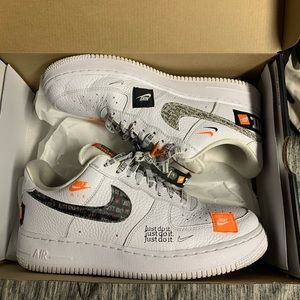 """Air Force 1 """"just do it"""""""